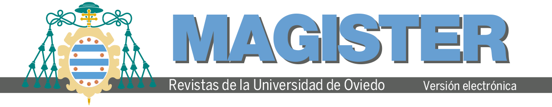 Logo Revista Magister