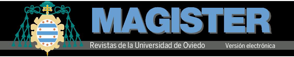 Logo Revista Magister
