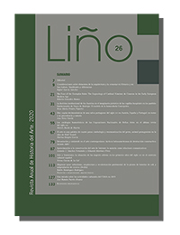 Cubierta Revista Liño